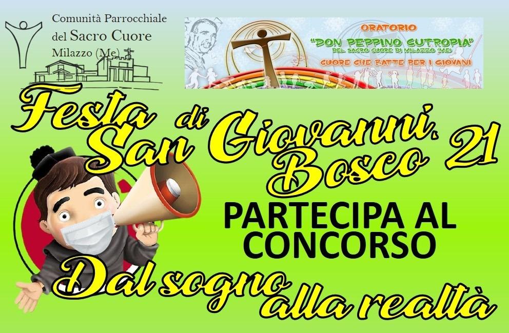 CONCORSO DON BOSCO